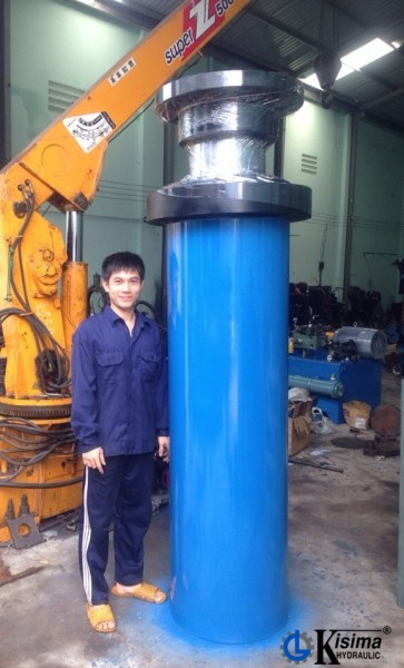 Xylanh thuỷ lực 500mm HT 1500mm